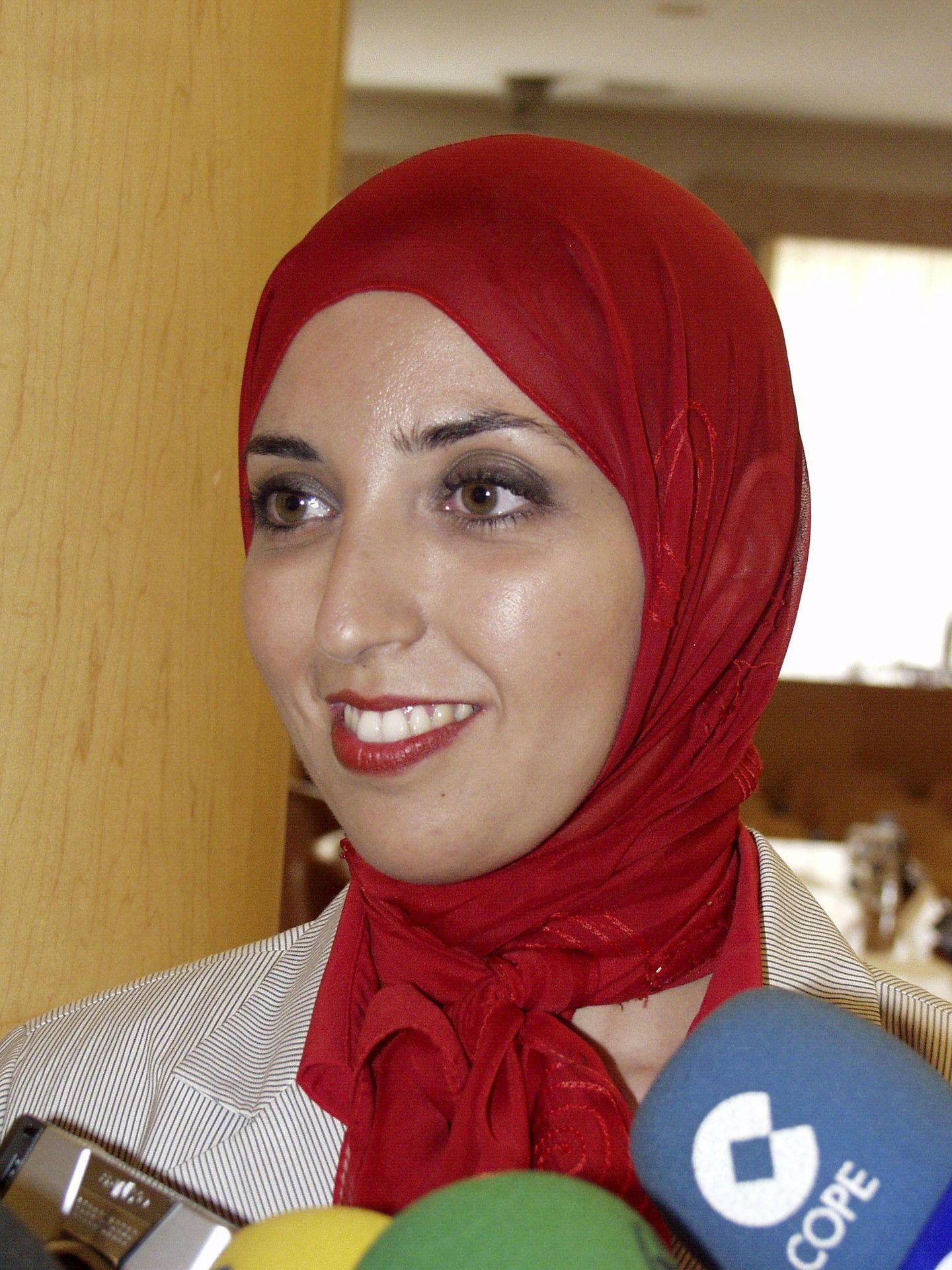Fátima Hamed, en una imagen de archivo. (EFE)