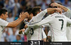 El Real Madrid corta dos orejas y un rabo