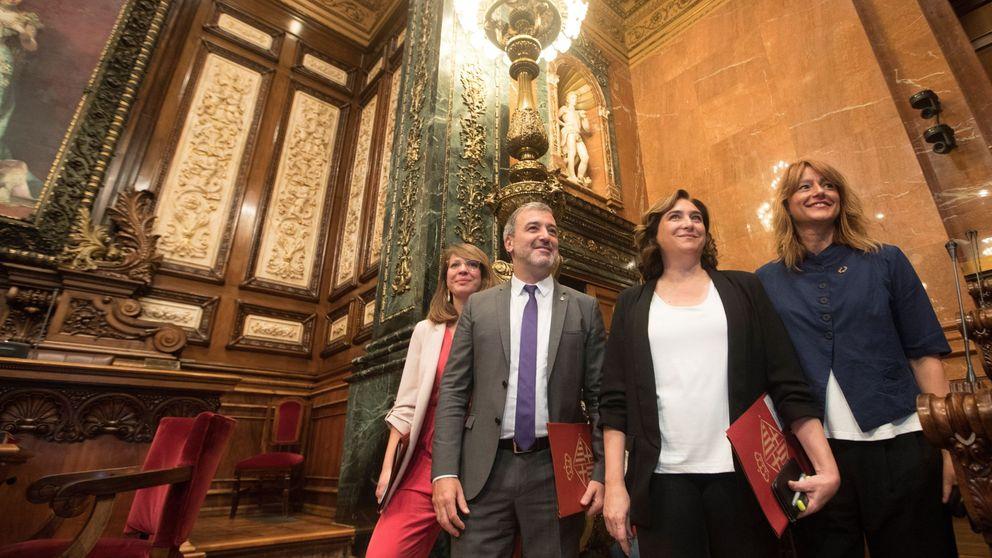 Barcelona rechaza el fallo del Supremo y pide liberar a los presos políticos