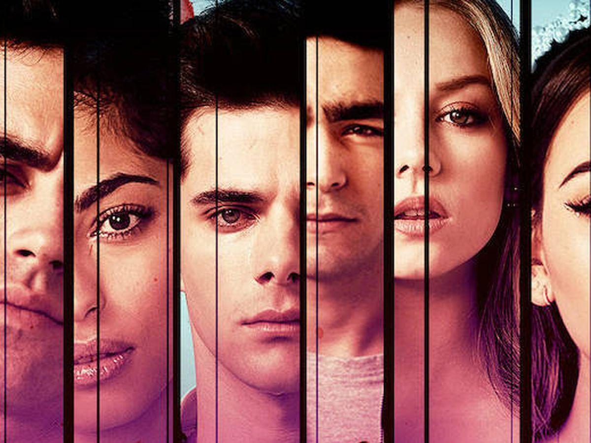 Foto: Cartel promocional de la tercera temporada de 'Élite'. (Netflix)