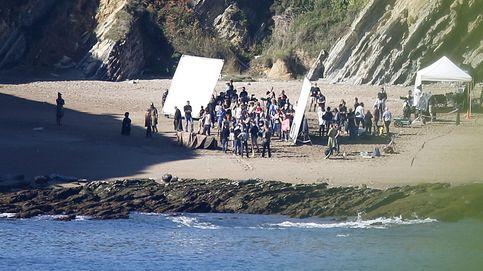 Tyrion Lannister y Sir Davos graban ya 'Juego de Tronos' en Euskadi