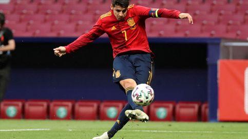 El gran problema de Morata no es que falle goles, sino que a usted le cae mal