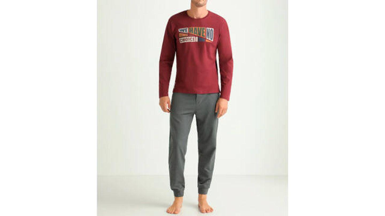 Pijama de punto de hombre Dustin
