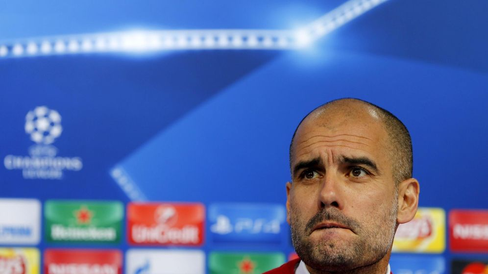 Foto: Guardiola anuncia que el domingo comunicará una noticia: ¿será su adiós al Bayern? (Reuters)
