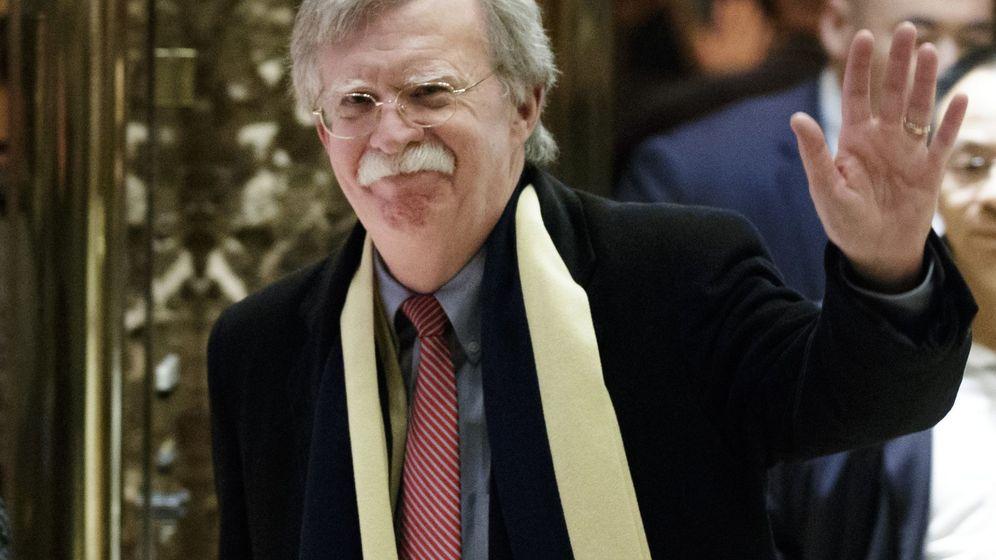 Foto: Fotografía de archivo del 2 de diciembre de 2016 que muestra al exembajador estadounidense para las Naciones Unidas John Bolton. (EFE)