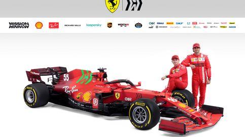 Lo que el ojo no ve: la cara oculta de las presentaciones de Ferrari en la F1