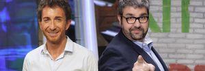 Foto: ¿Quién está detrás de los discursos optimistas de Pablo Motos y Florentino Fernández?