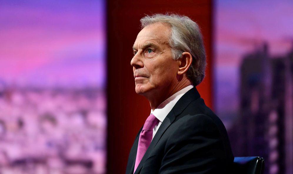 Foto: El ex primer ministroTony Blair. (reuters)