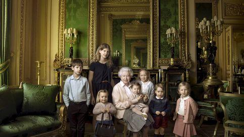 La descendencia del duque de Edimburgo e Isabel II: 4 hijos, 8 nietos y 11 bisnietos