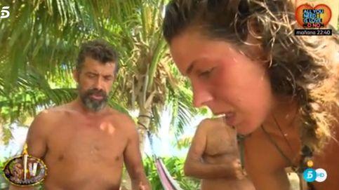 'SV': Laura Matamoros antepone su estómago a la salud de José Luis