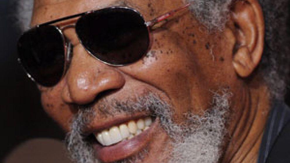 La CNN mata y resucita a Morgan Freeman en 'Twitter'