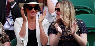 Post de El 'Wimbledon Gate' de Meghan Markle: las 3 polémicas de su paso por el torneo de tenis