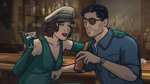 Whisky, sexo y caníbales en 'Archer': la serie más despreciable (y genial) ha vuelto