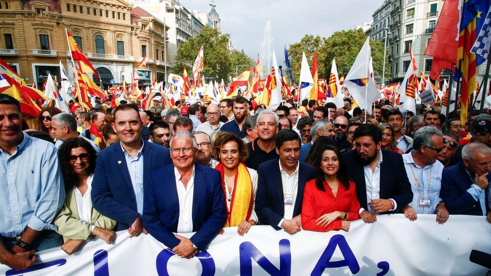 Condenan a entidades independentistas por ataques contra Sociedad Civil Catalana