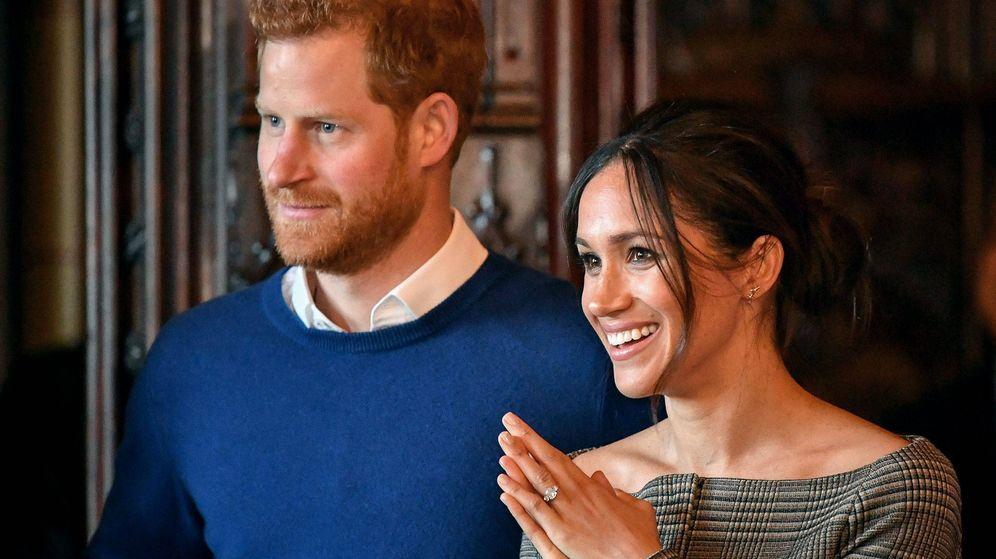 Foto: Meghan y Harry vivirán su primer San Valentín juntos. (Gtres)