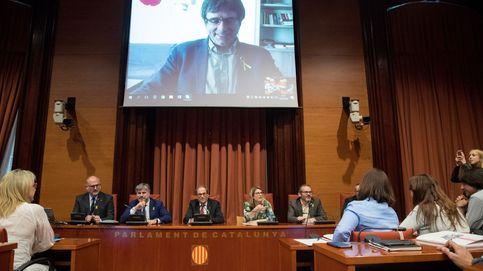 Torra pide un dictamen jurídico para formar Govern y anuncia medidas legales