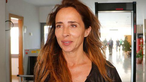 El enésimo retoque de María Patiño: ahora, el cuello