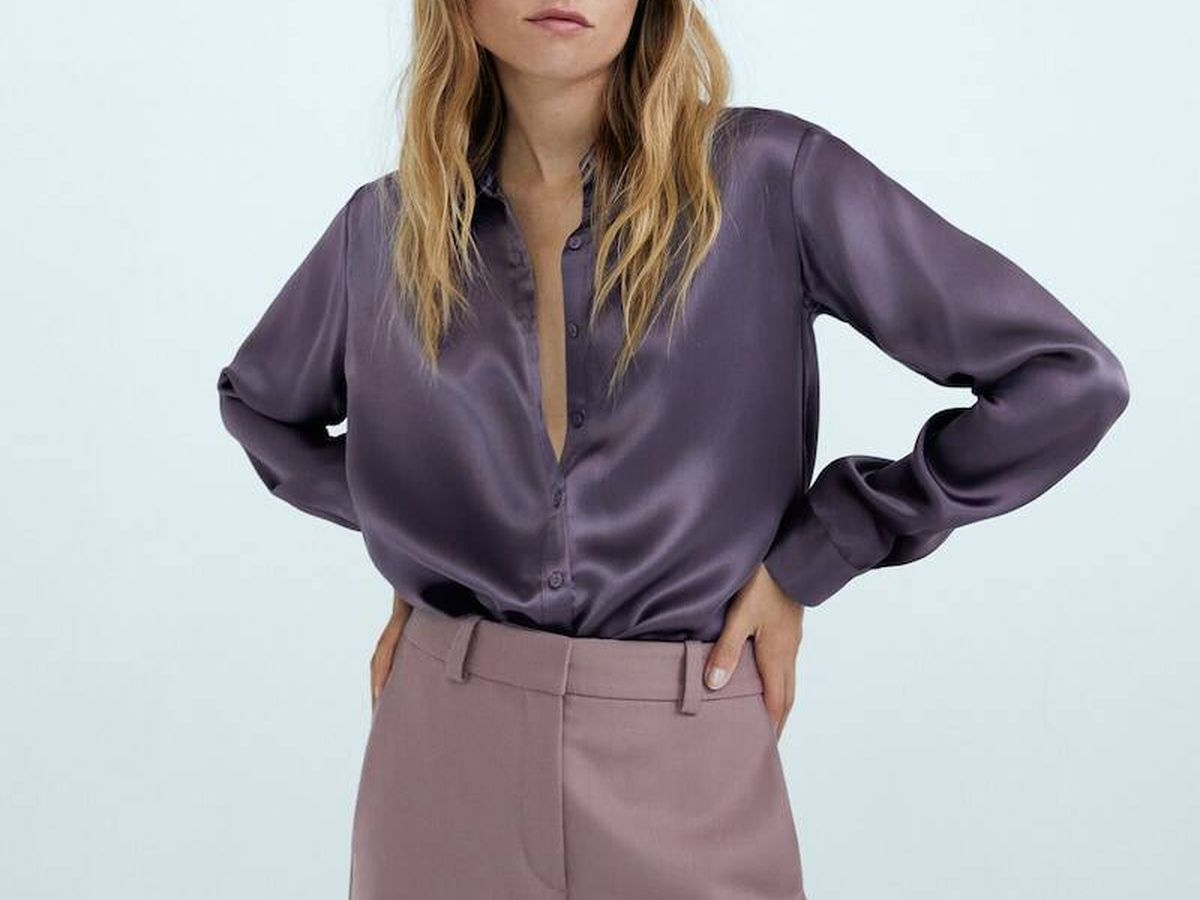 Foto: Pantalón elegante y moderno de Massimo Dutti. (Cortesía)