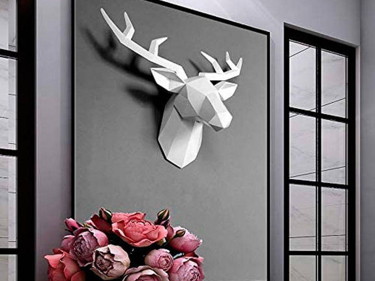 Foto: Una nueva forma de decorar una estancia con mucho estilo (Amazon cortesía)