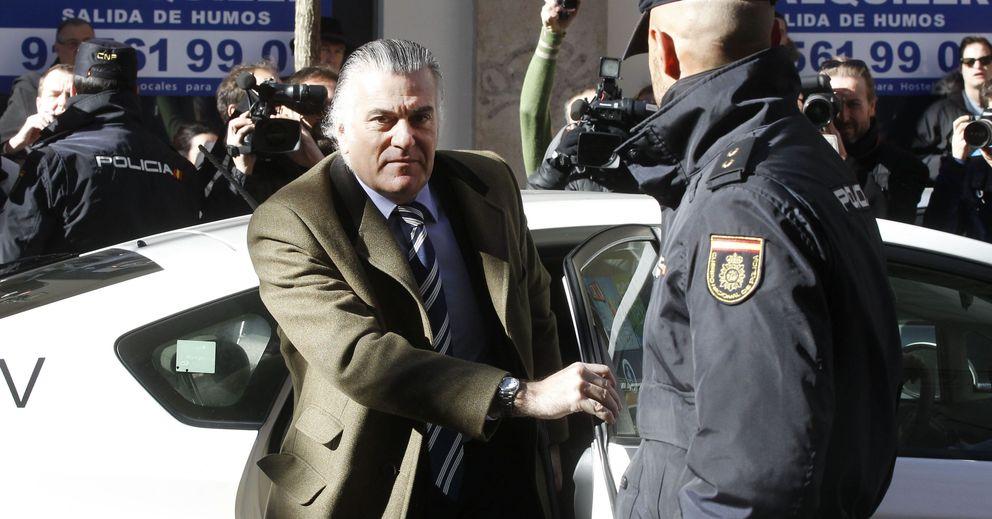 Fotografía de archivo del extesorero del PP Luis Bárcenas. (EFE)