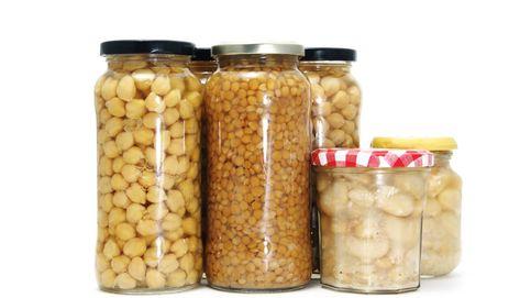 Legumbres en conserva, aditivos y mala información