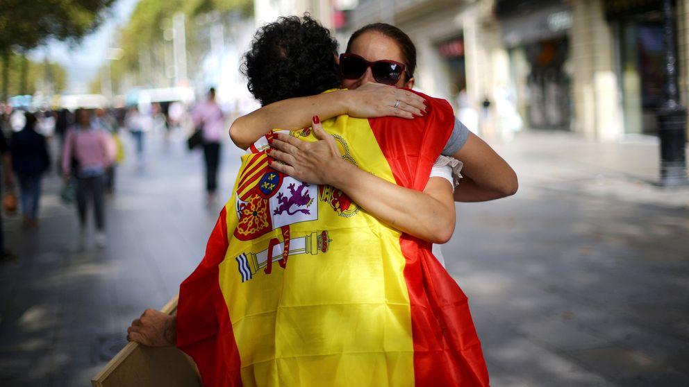 Niños catalanes de intercambio obligatorio en Madrid, y viceversa