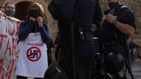 Vox se querella contra el 'conseller' de Interior por permitir el ataque a sus mítines