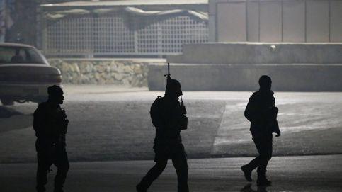 Así fue el ataque contra el hotel de Kabul