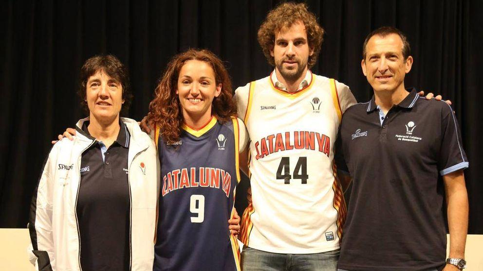 Efectos del 155: la cautela de la federación catalana de baloncesto con un amistoso