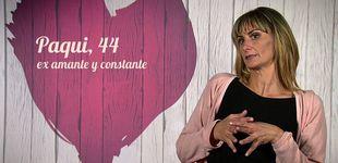 Post de Paqui la Coles reaparece en 'First dates', amenaza con pegar a su cita y la lía