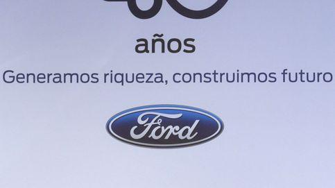 La fábrica de Ford en Almussafes celebra su 40º cumpleaños
