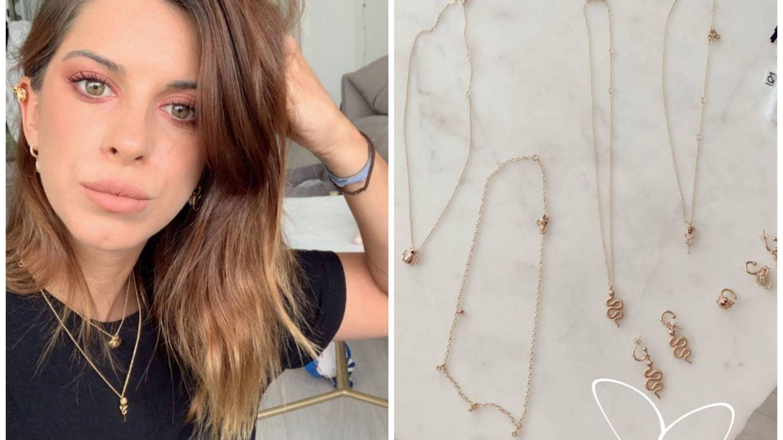 Nueva colección de joyas de Dulceida. (Instagram @riumbaumarta)