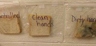 Post de Con esta foto tus hijos siempre se lavarán las manos antes de comer