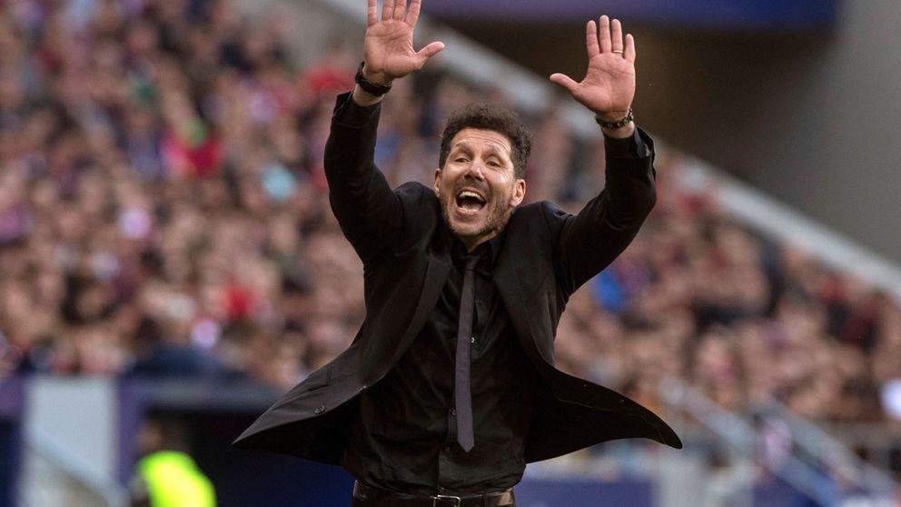 La posibilidad de despedir a Simeone gratis si el Atlético no se clasifica en Champions