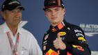 Resultado Fórmula 1: Verstappen pierde la pole, doblete de Ferrari y Carlos Sainz es 7º