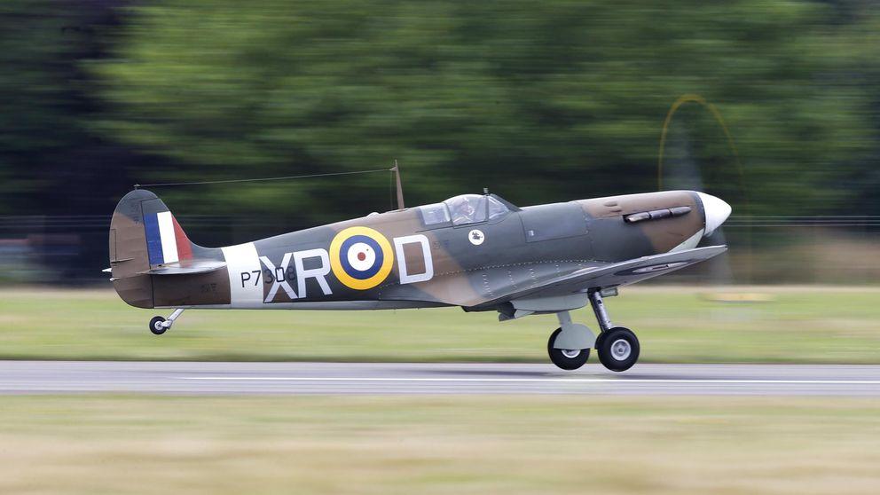 Los aviones de la RAF británica que han marcado un siglo