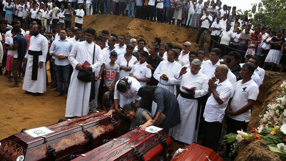 Los muertos en la cadena de atentados en Sri Lanka se elevan a 321
