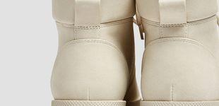 Post de Pull and Bear y los botines que son tan cómodos como unas zapatillas deportivas