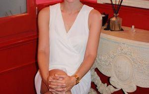 Tania Llasera se casará en septiembre en Portugal