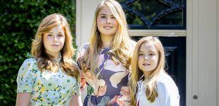Post de Amalia y Alexia, dos princesas artistas en la corte de Holanda