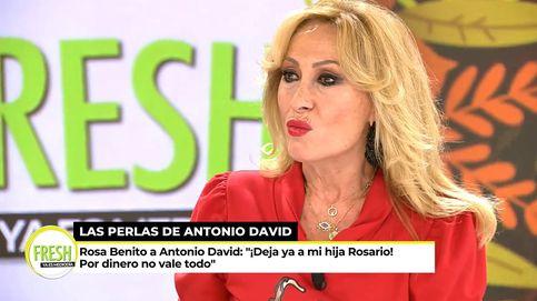 Rosa Benito, contra 'Sálvame' y Antonio David Flores: Por dinero no todo vale