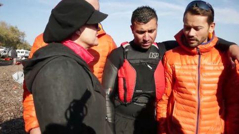 Susan Sarandon anuncia que pasará la Navidad en Lesbos con los refugiados sirios