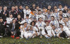 El Madrid, mejor club del mundo: el Atleti tercero y el Barça, cuarto