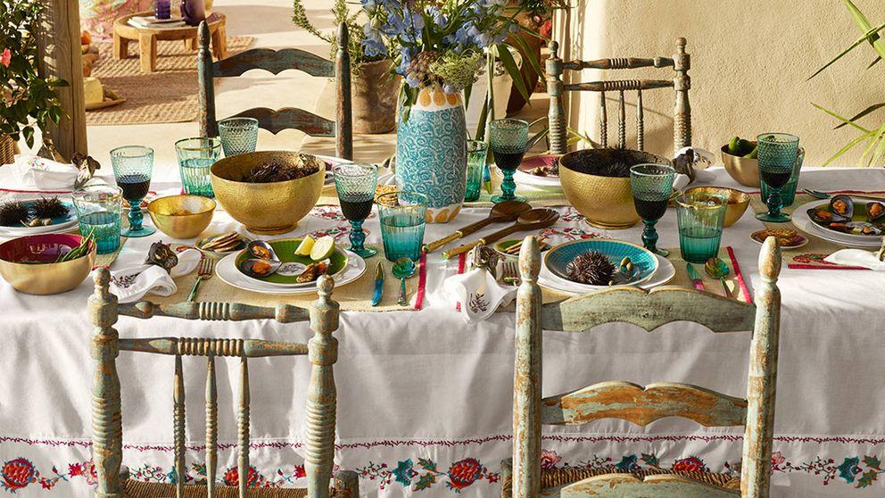 ¡Todos a comer! 20 imprescindibles para decorar tu mesa de verano con estilo