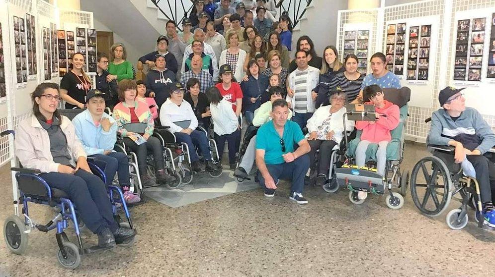 Foto: El complejo Virgen de la Esperanza atiende a 120 personas con discapacidad intelectual. (AMPY)