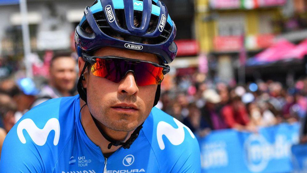 Foto: Mikel Landa, durante el pasado Giro de Italia. (EFE)