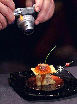 Foto: Carbón de espárrago, gel de manzana... ciencia y cocina abren nuevos caminos