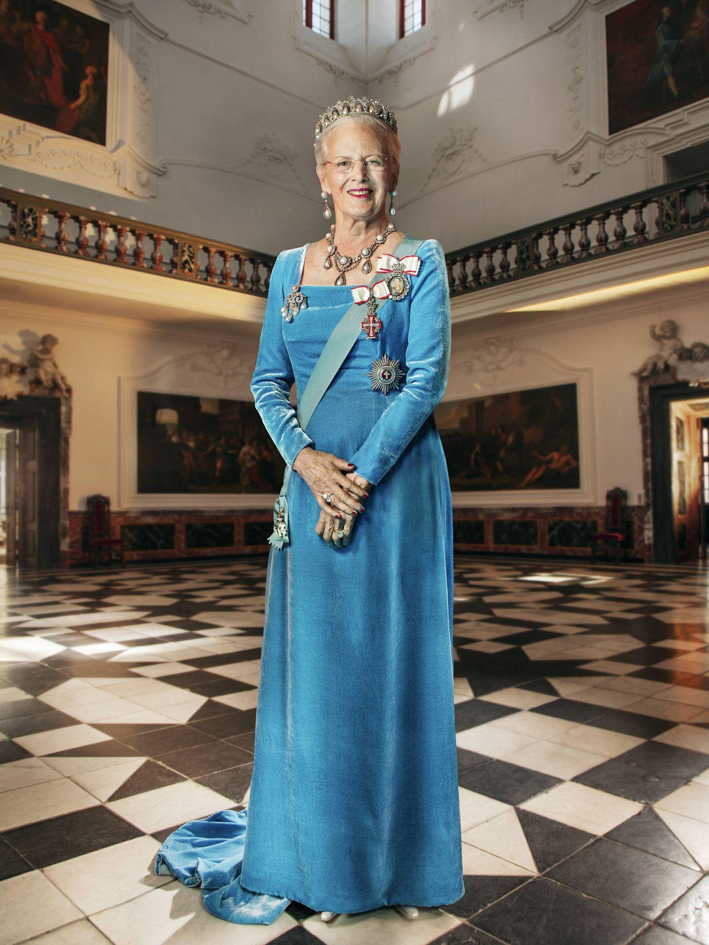 La reina Margarita. (Pet Morten Abrahamsen / Casa Real)