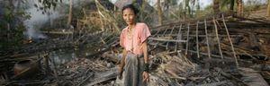 Birmania celebra su referéndum a pesar de la catastrofe