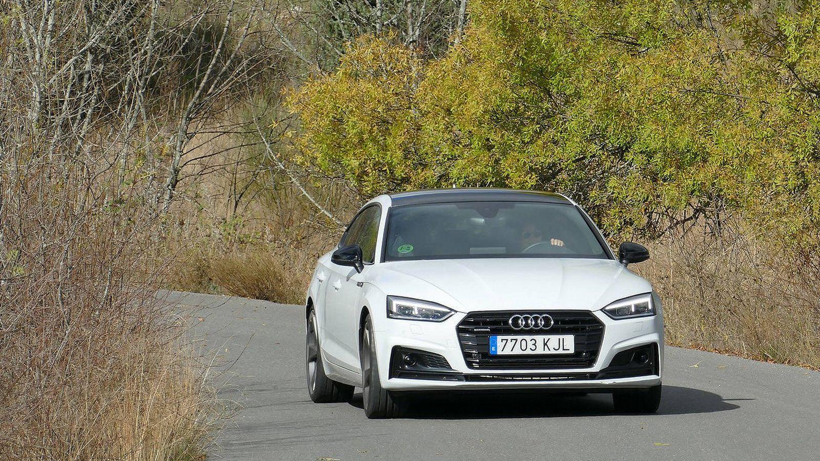 El Novedoso Audi A5 Sportback Una Berlina Espectacular Con Un